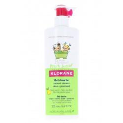Klorane Petit Junior Gel Douche Corps et Cheveux poire 500 ml