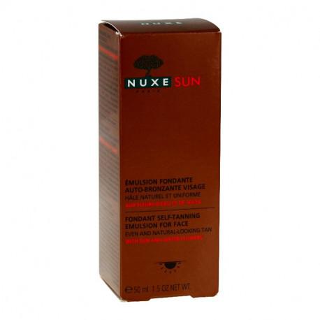 Nuxe Emulsion Auto-Bronzante 50ML