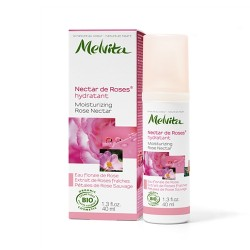 Melvita Gelée Fraîche Désaltérante Nectar de Rose 40ml
