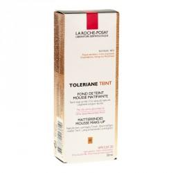 La Roche-Posay Toleriane Teint Fond de Teint Mousse Matifiante 30 ml