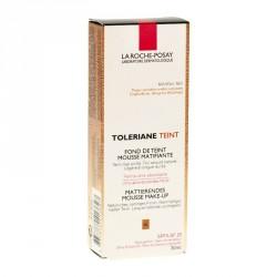 La Roche-Posay Tolériane Fond de Teint Mousse Matifiante 30 ml - 04 Beige Doré