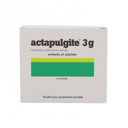 ACTAPULGITE PDR OR B/30PAQ/3G