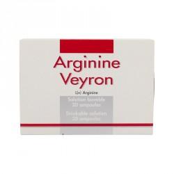 ARGININE VEYRON 1G S BUV B/20AMP/5ML