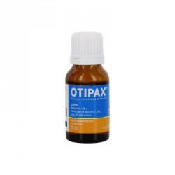 Otipax solution pour instillation auriculaire 15ml