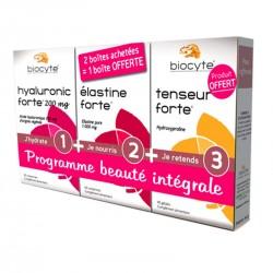 Biocyte programme beauté intégrale lot de 3