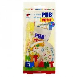 PHB kit brosse à dent et dentifrice enfant 2 à 5 ans