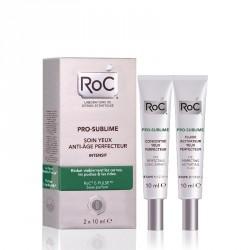Roc Pro sublime soin yeux anti-âge perfecteur intensif 2X10ML