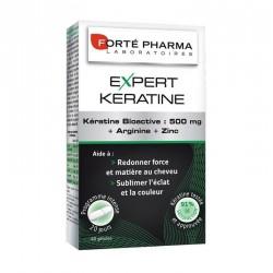Forté pharma expert keratine 40 gélules