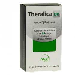 Theralica DR Draineur 15 sticks et 15 gélules