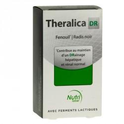 Theralica DR Draineur 30 sticks et 15 gélules