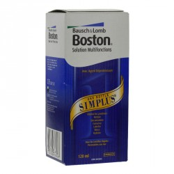 Bausch & Lomb Boston Simplus 120ml