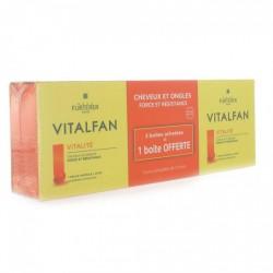 René Furterer vitalfan vitalité lot de 3 x 30 capsules