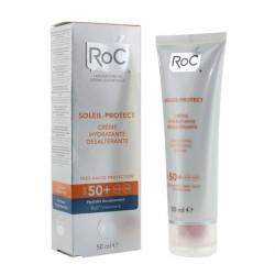 Roc crème hydratante désaltérante spf 50+ 50ml