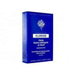 Klorane patchs lissants apaisants contour des yeux 7x2ml