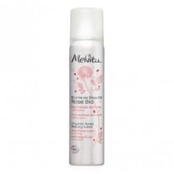 Melvita brume de beauté rose bio 50ml