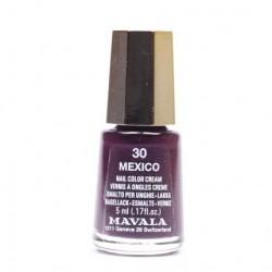 Mavala Vernis à Ongle Mini 30 Mexico 5ml