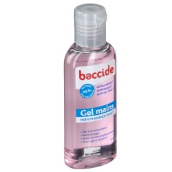 Baccide Gel Mains Amande Douce 75 ml