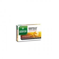 Oropolis pastilles coeur liquide gelée royale 16 pastilles