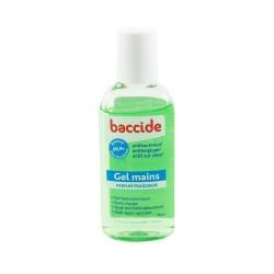 Baccide gel mains hyroalcoolique 75 ml