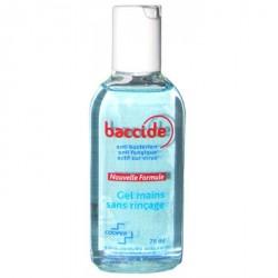 Baccide gel mains sans rinçage 75 ml