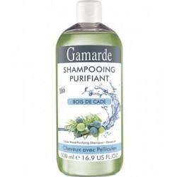 Gamarde Shampooing Purifiant Bois de Cade 500ml
