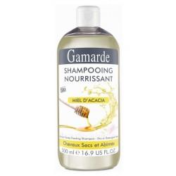 Gamarde Shampooing Nourrissant Miel d'Acacias 500ml