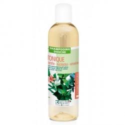 Gravier shampooing douche tonique menthe eucalyptus verveine 250 ml