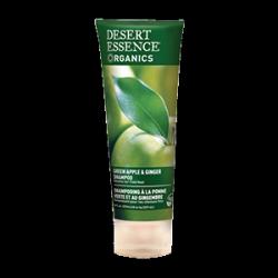 Desert Essence Shampooing à la Pomme Verte et au Gingembre 237ml