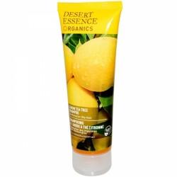 Desert Essence Shampooing Citron 237ml
