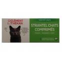 Clément Thékan Milprazikan 4 mg/10 mg Pour Petits Chats Vermifuge 2 Comprimés