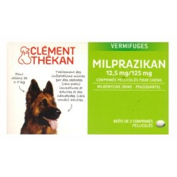 MILPRAZIKAN CHIENS 2 CPS