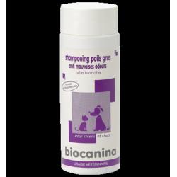 Biocanina Anti poil Gras et Mauvaise Odeur à l'Ortie Blanche 200ml