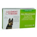 Clément Thékan Milprazikan 16 mg/40 mg Pour Chats Vermifuge 2 Comprimés