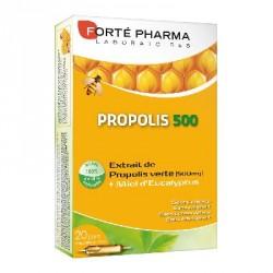 Forté Pharma Propolis 500 20 Ampoules