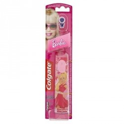 Colgate Brosse à Dents à Piles Barbie
