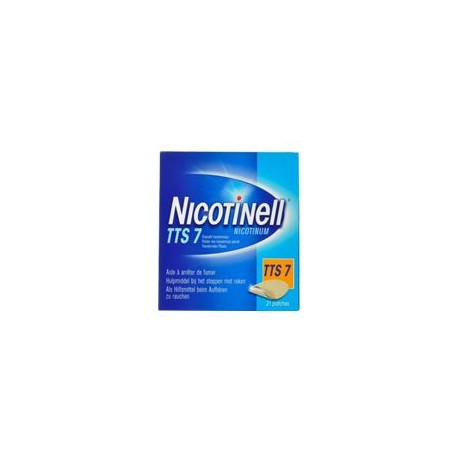 Nicotinell TTS 7mg 28 patchs