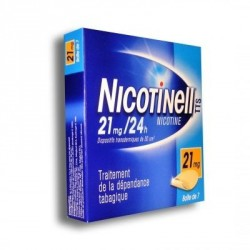 Nicotinell TTS 21mg 7 patchs