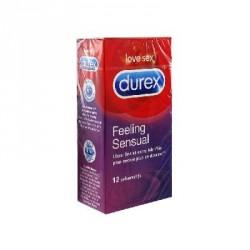 Durex Feeling Sensual 12 Préservatifs