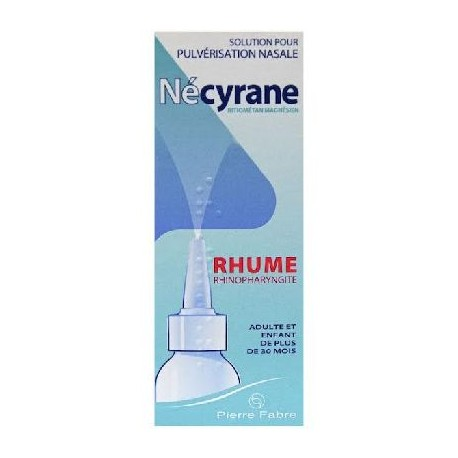 Necyrane solution nasale 10 ml