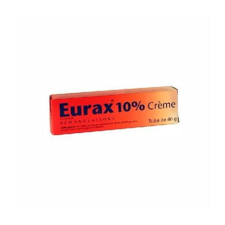 Eurax 10% crème 40g