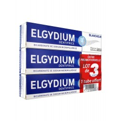 Elgydium Blancheur Lot de 3
