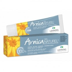 Arnica gel naturel tube 50g Lehning