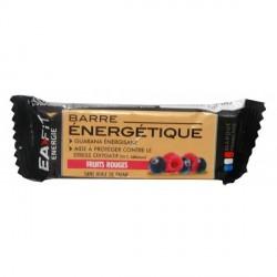Eafit Énergie Barre Énergétique 30 g - Goût : Fruits Rouges