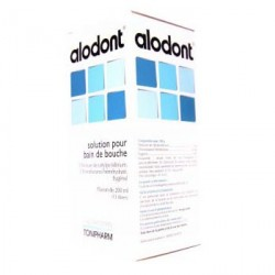 Alodont bain de bouche 200ml