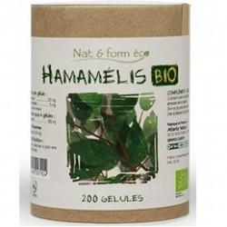 Nat&form Hamamélis 200 Gélules