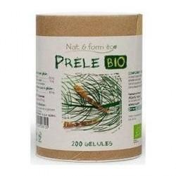 Nat & Form Eco responsable Prêle Bio 200 gélules 200 gélules