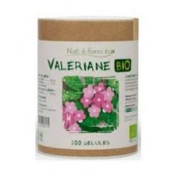 Nat & Form Valériane Bio 200 gélules