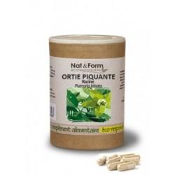 Nat & Form Ortie Piquante Racines Bio 200 gélules