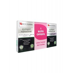 Forté Pharma Expert Kératine Lot de 3 x 40 Gélules