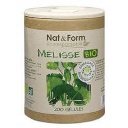 NAT&FORM ECO MELISSE BIO 200GEL